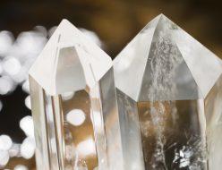 水晶の結晶