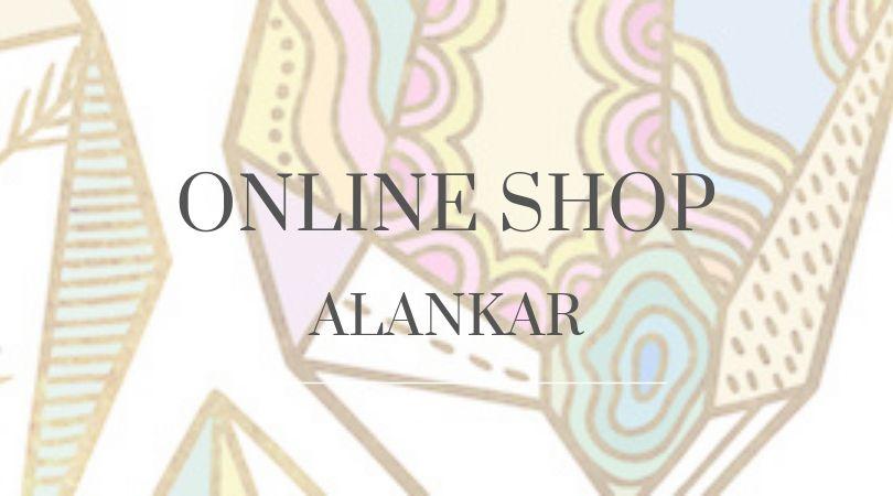 alankar onlineshop アランカール オンラインショップ
